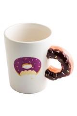 Кружка Пончик к чаю