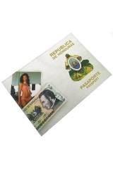 Обложка на паспорт Гондурас