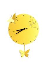 Часы настенные Бабочки