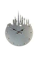 Часы настенные Башни