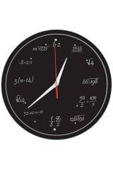 Часы настенные Забавная математика