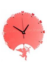 Часы настенные Купидон