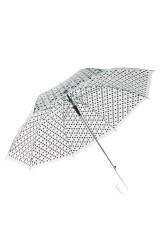 Зонт купол Горошек