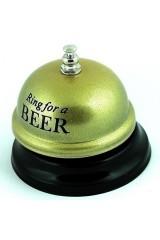 Звонок настольный Ring for beer