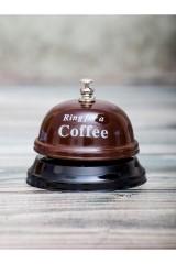 Звонок настольный Ring for Coffee
