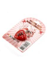 Замочек для влюбленных Сердце