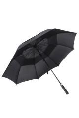 Зонт двойной Черный