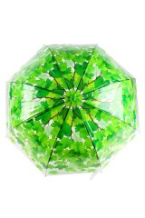 Зонт Листья зеленые