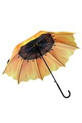 Зонт трость Подсолнух