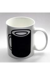 Кружка хамелеон Coffee Лайк