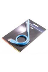 Светильник USB Синий
