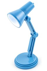 Светильник для чтения Голубой
