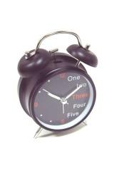 Часы будильник One,Two,Three