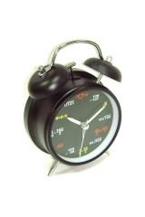 Часы будильник Формулы
