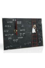 Часы настольные Математика