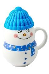 Кружка-снеговик Растопи лёд