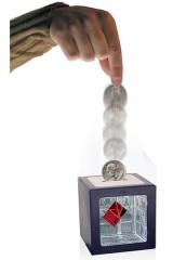 Копилка Исчезающие монеты