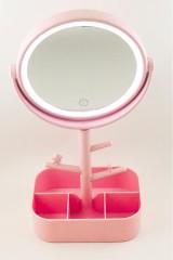Зеркало с подсветкой Пинки