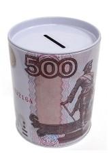 Копилка 500р