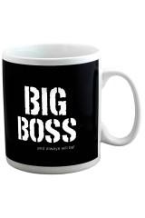 Кружка гигант Большой босс