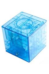 Копилка-головоломка Синяя