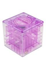 Копилка-головоломка Фиолетовая