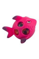 Игрушка мялка Акула