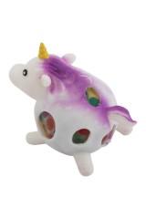 Игрушка мялка Единорог