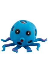 Игрушка мялка Осьминог