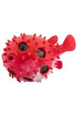 Игрушка мялка Рыба ёж