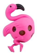 Игрушка мялка Фламинго