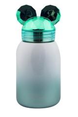 Термос Мышонок зеленый
