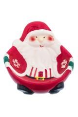Салатник новогодний Дед Мороз