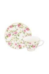 Чайная пара Плетистая роза