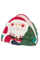 Салфетница новогодняя Дед Мороз