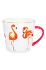 Кружка Коралловый фламинго