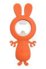 Открывалка для бутылок Зайка оранжевый