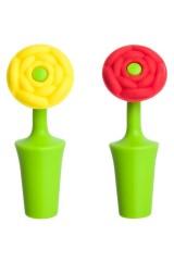 Набор пробок для бутылок Цветок