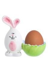 Подставка под яйцо Зайка