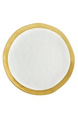 Тарелка круглая для закуски Арт Деко