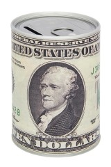 Копилка - банка Доллар