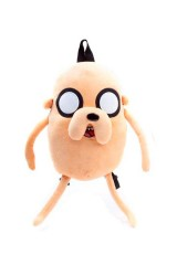 Рюкзак Adventure Time Jake плюшевый