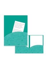 Папка для документов пластиковая ГОРОД