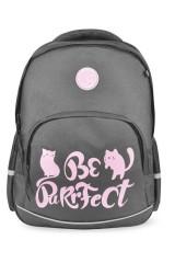 Рюкзак школьный КОТЫ
