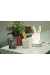 3D светильник Рука