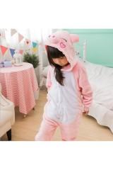 Детская Пижама Кигуруми Свинка 105
