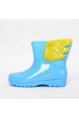Дизайнерские детские сапожки Bearcat голубые