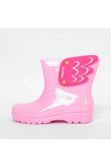 Дизайнерские детские сапожки Bearcat розовые