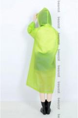 Дизайнерский дождевик Bearcat Зеленый L