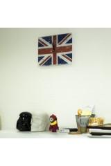 Часы настенные Британский флаг